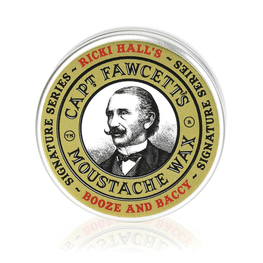 Captain Fawcett Ricki Hall's Moustache Wax - Fendrihan Canada - 1