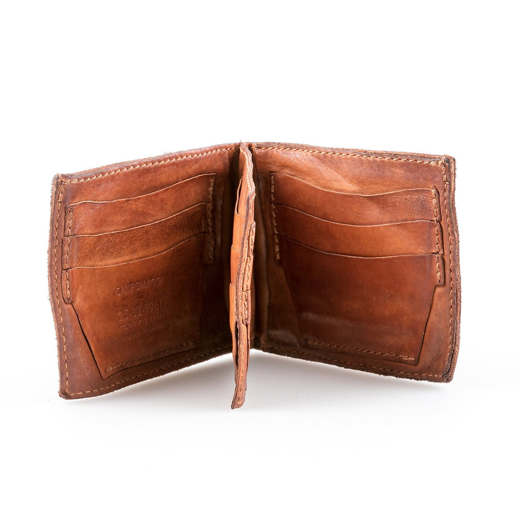 Campomaggi C2030 Horizontal Leather Wallet