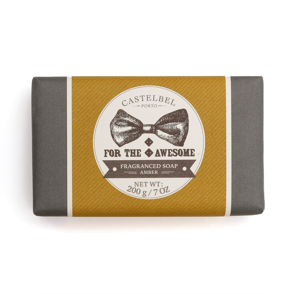Castelbel Soap Bar, 200 g Body Soap Castelbel Awesome Amber