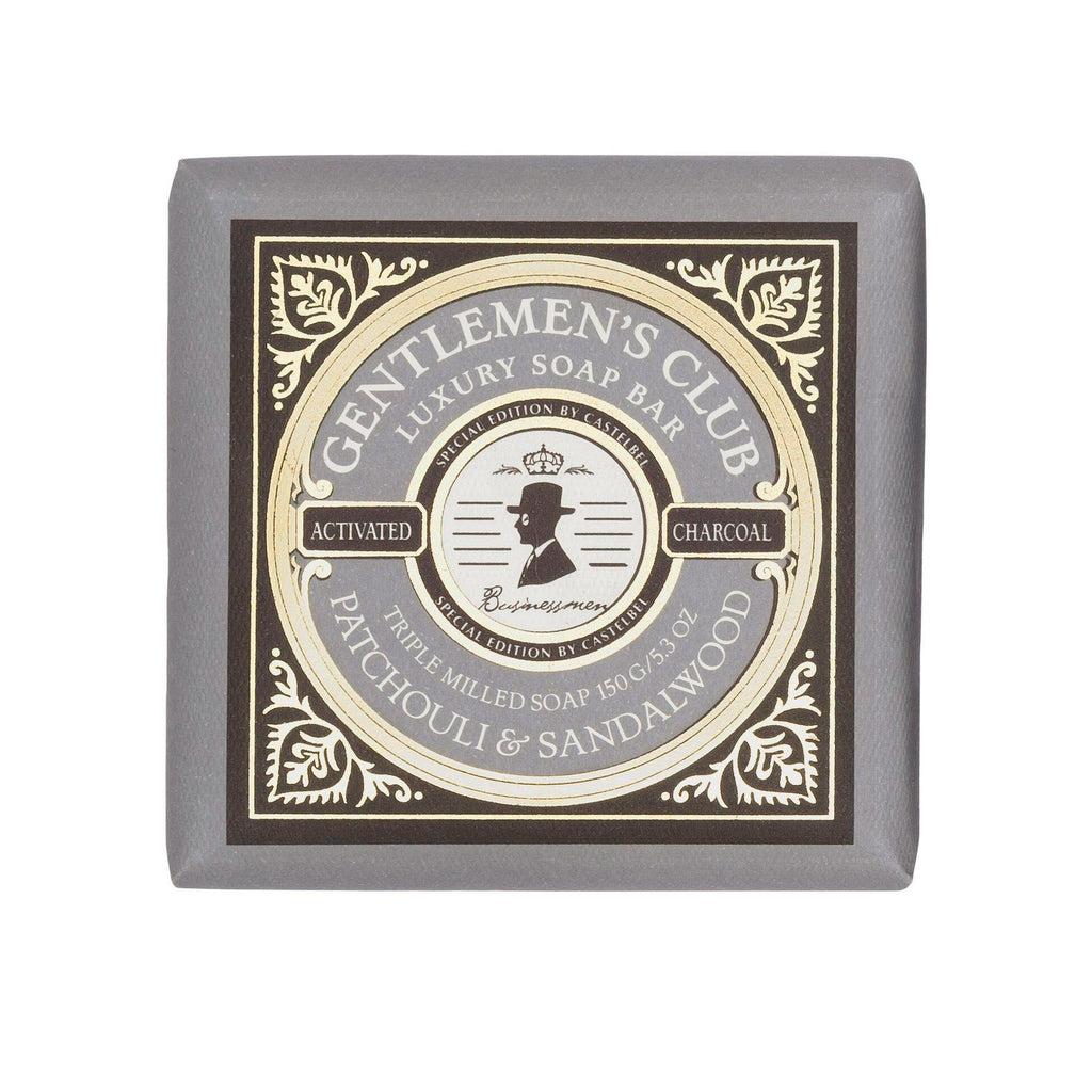Castelbel Special Edition Gentlemen's Club Soap Bar Body Soap Castelbel Patchouli & Sandalwood