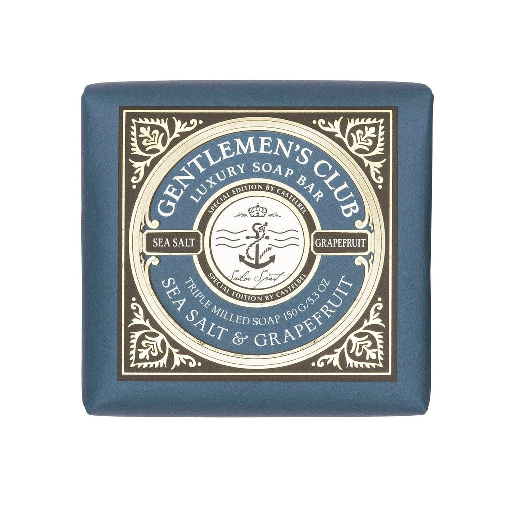 Castelbel Special Edition Gentlemen's Club Soap Bar Body Soap Castelbel Sea Salt & Grapefruit