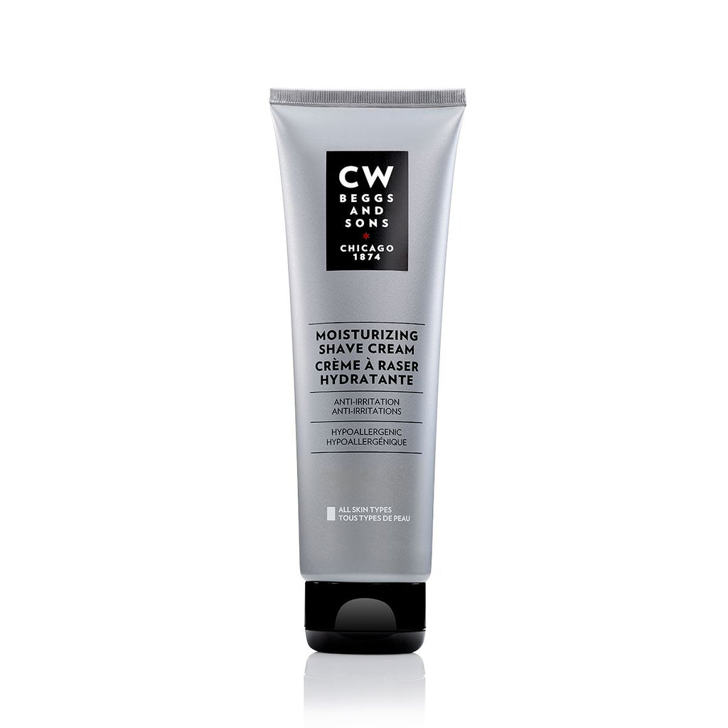 CW Beggs and Sons Moisturizing Shave Cream Shaving Cream CW Beggs and Sons