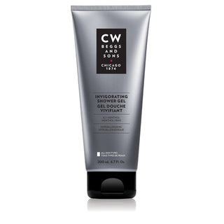 CW Beggs and Sons Invigorating Shower Gel Men's Body Wash CW Beggs and Sons