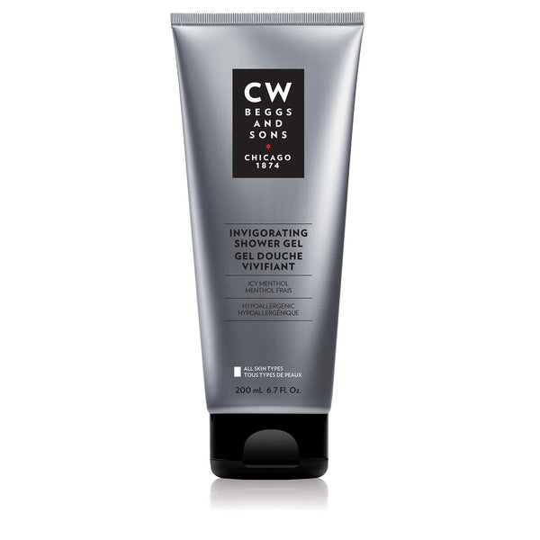 CW Beggs and Sons Invigorating Shower Gel - Fendrihan Canada - 1
