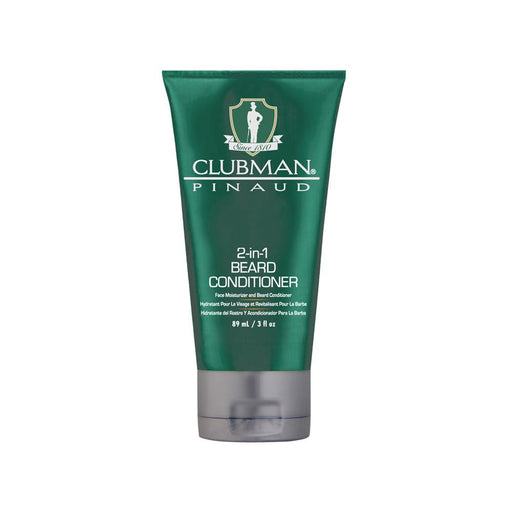 Clubman Pinaud 2-in-1 Beard Conditioner Face Moisturizer and Beard Conditioner - Fendrihan Canada