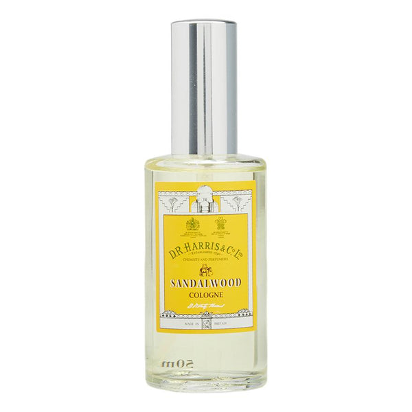 D.R. Harris Sandalwood Cologne - Fendrihan Canada - 2