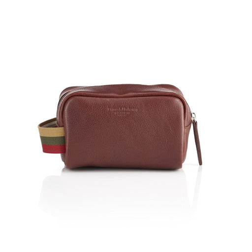 Daines & Hathaway Dopp Kit, Finsbury Leather