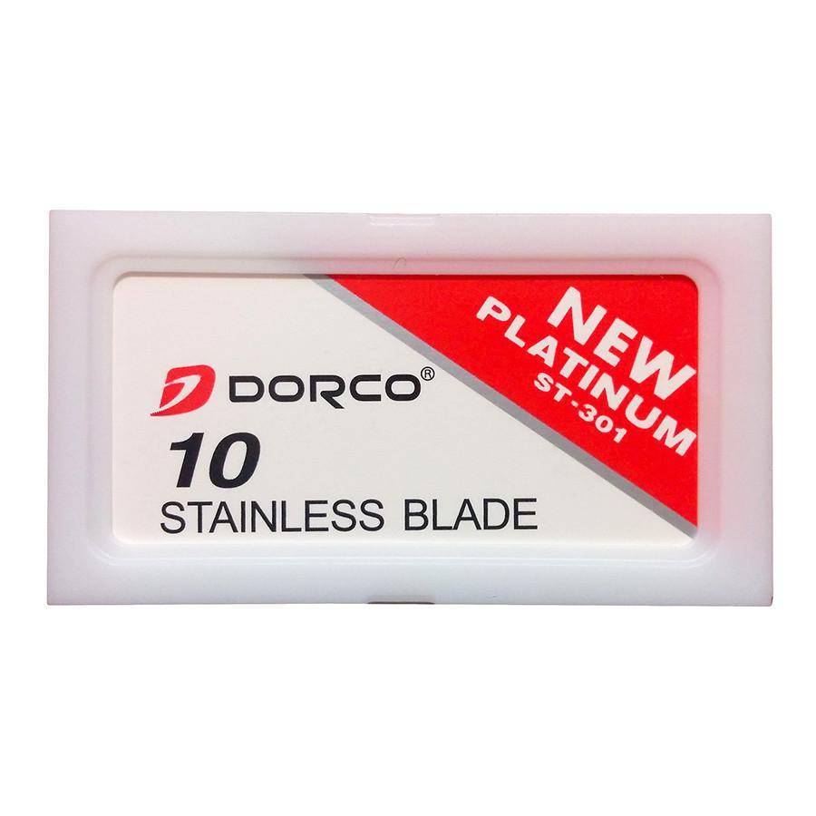 10 Dorco ST-301 Double-Edge Safety Razor Blades - Fendrihan Canada
