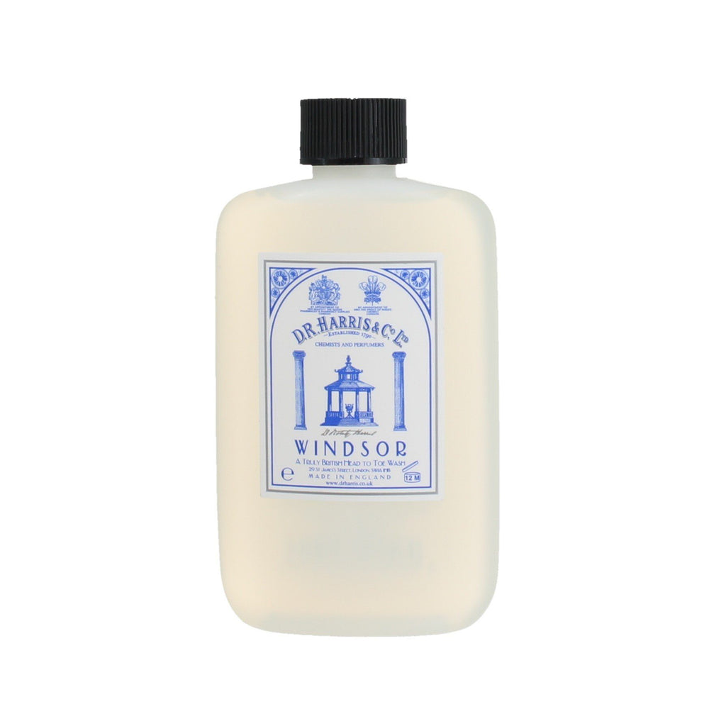 D.R. Harris Windsor Head to Toe Wash Men's Body Wash D.R. Harris & Co 3.5 oz (100 ml)