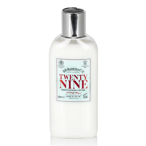 D.R. Harris Twenty Nine Body Lotion - Fendrihan Canada - 1
