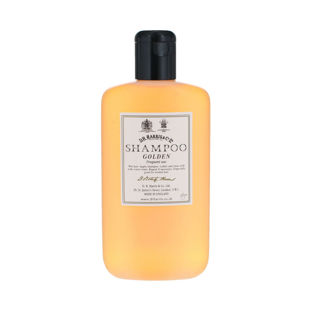 D.R. Harris Golden Shampoo for Frequent Use
