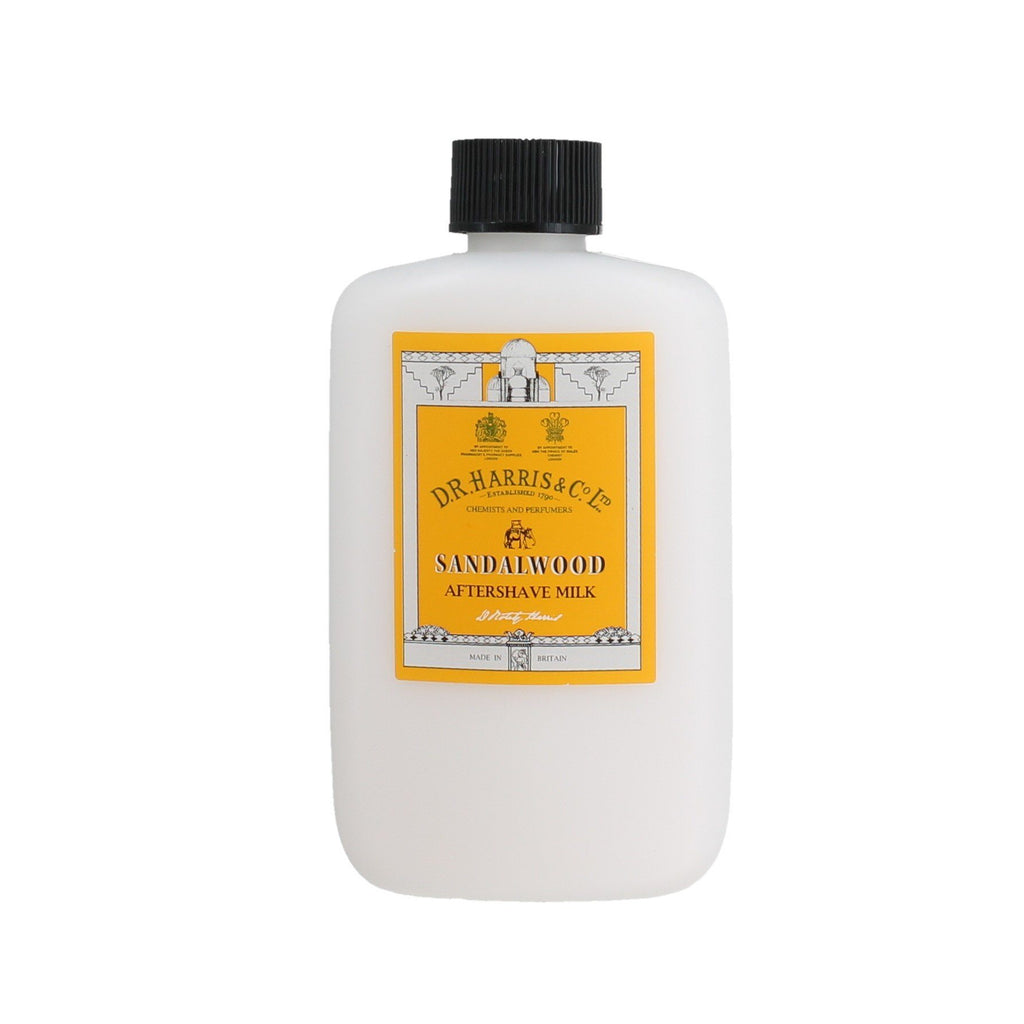 D.R. Harris Sandalwood Aftershave Milk Aftershave Balm D.R. Harris & Co 100 ml Plastic Bottle