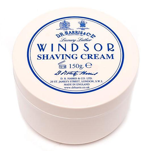 D.R. Harris Luxury Lather Windsor Shaving Cream Bowl Shaving Cream D.R. Harris & Co