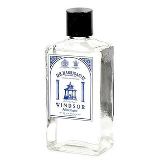 D.R. Harris Windsor Aftershave Splash Aftershave D.R. Harris & Co 100 ml Glass Bottle