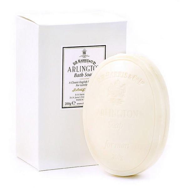 D.R. Harris Arlington Bath Soap Bar, 200g - Fendrihan Canada