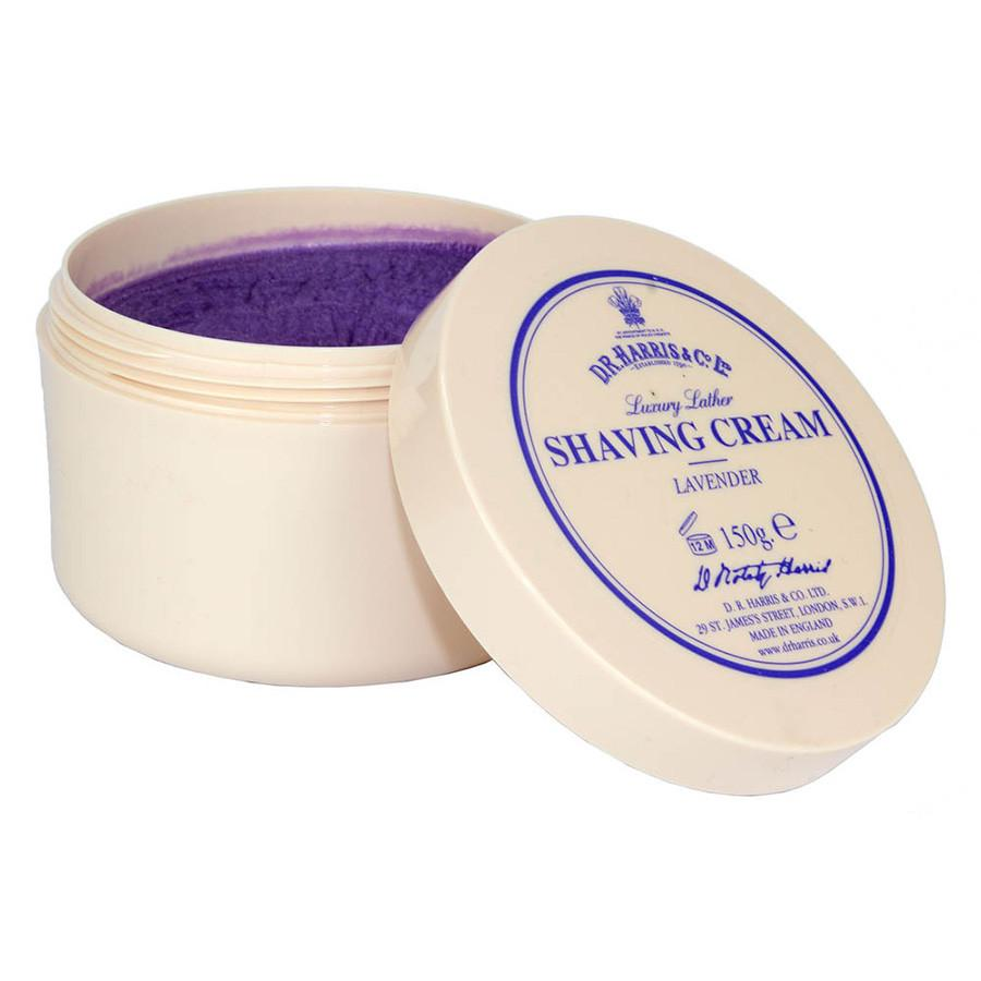 D.R. Harris Luxury Lather Lavender Shaving Cream Bowl Shaving Cream D.R. Harris & Co