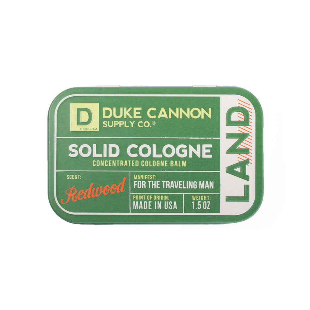 Duke Cannon Supply Co. Solid Cologne Men's Fragrance Duke Cannon Supply Co Land