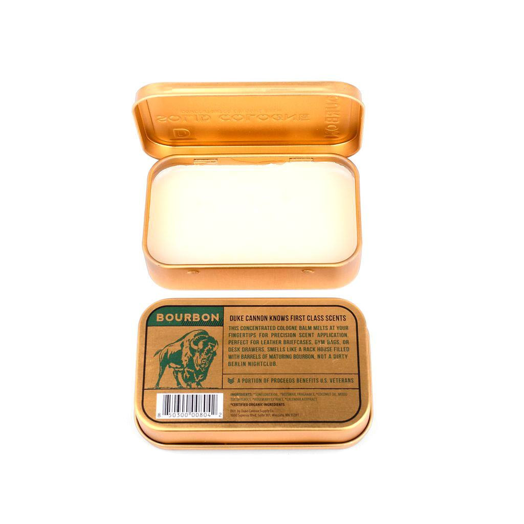 Duke Cannon Supply Co. Solid Cologne Men's Fragrance Duke Cannon Supply Co