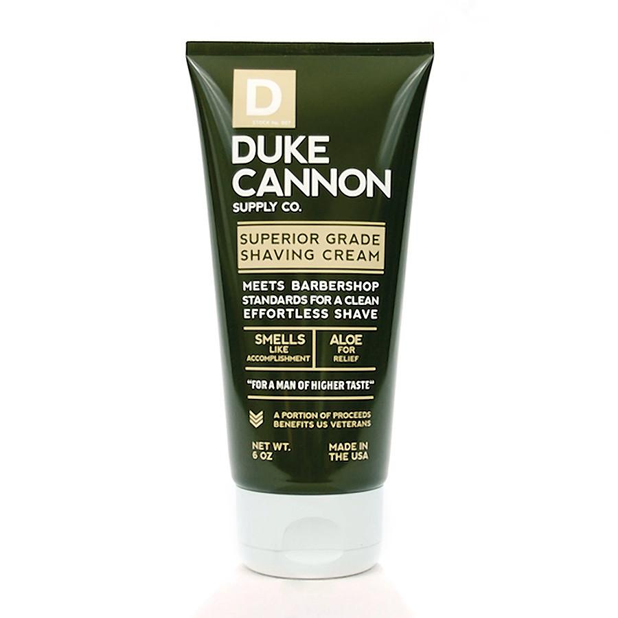 Duke Cannon Supply Co. Superior Grade Shaving Cream - Fendrihan Canada - 1