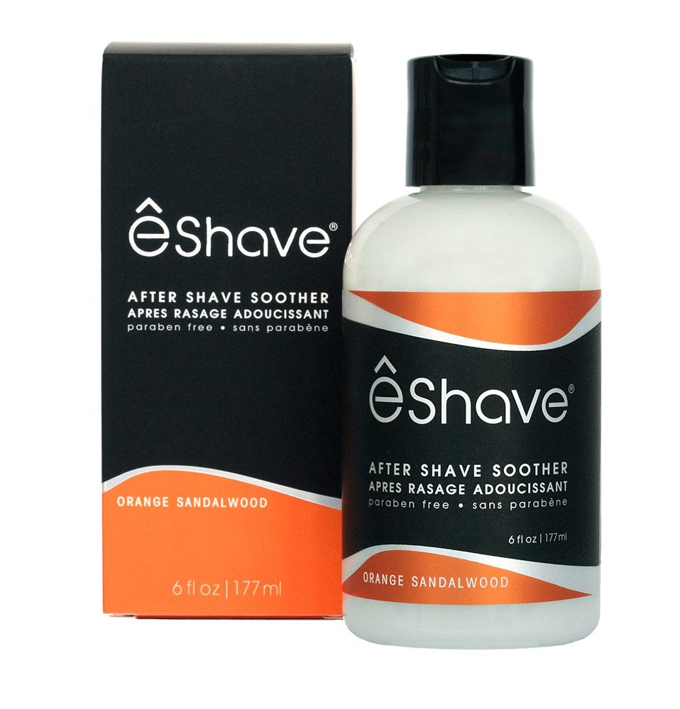 eShave After Shave Soother, Orange Sandalwood