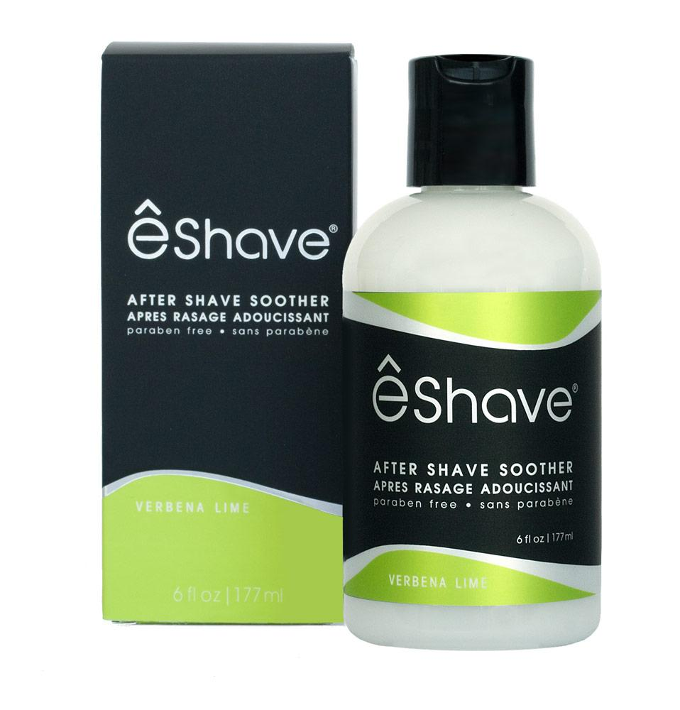 eShave After Shave Soother, Verbena Lime