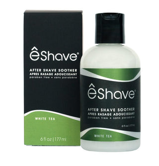 eShave After Shave Soother, White Tea Aftershave eShave