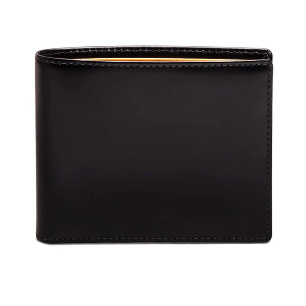 Ettinger Bridle Hide Billfold with 3 Credit Card Slots and Coin Purse