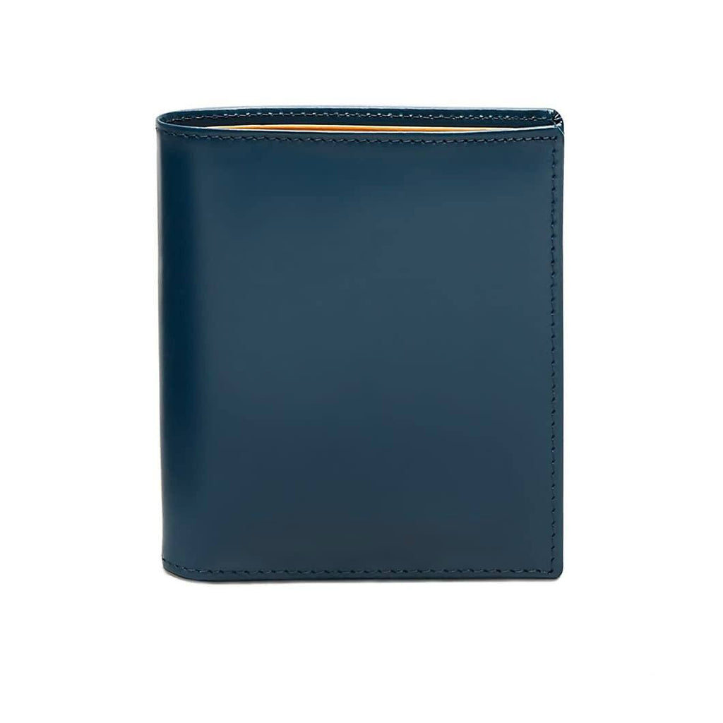 Ettinger Bridle Hide Mini Wallet with 6 Credit Card Slots Leather Wallet Ettinger