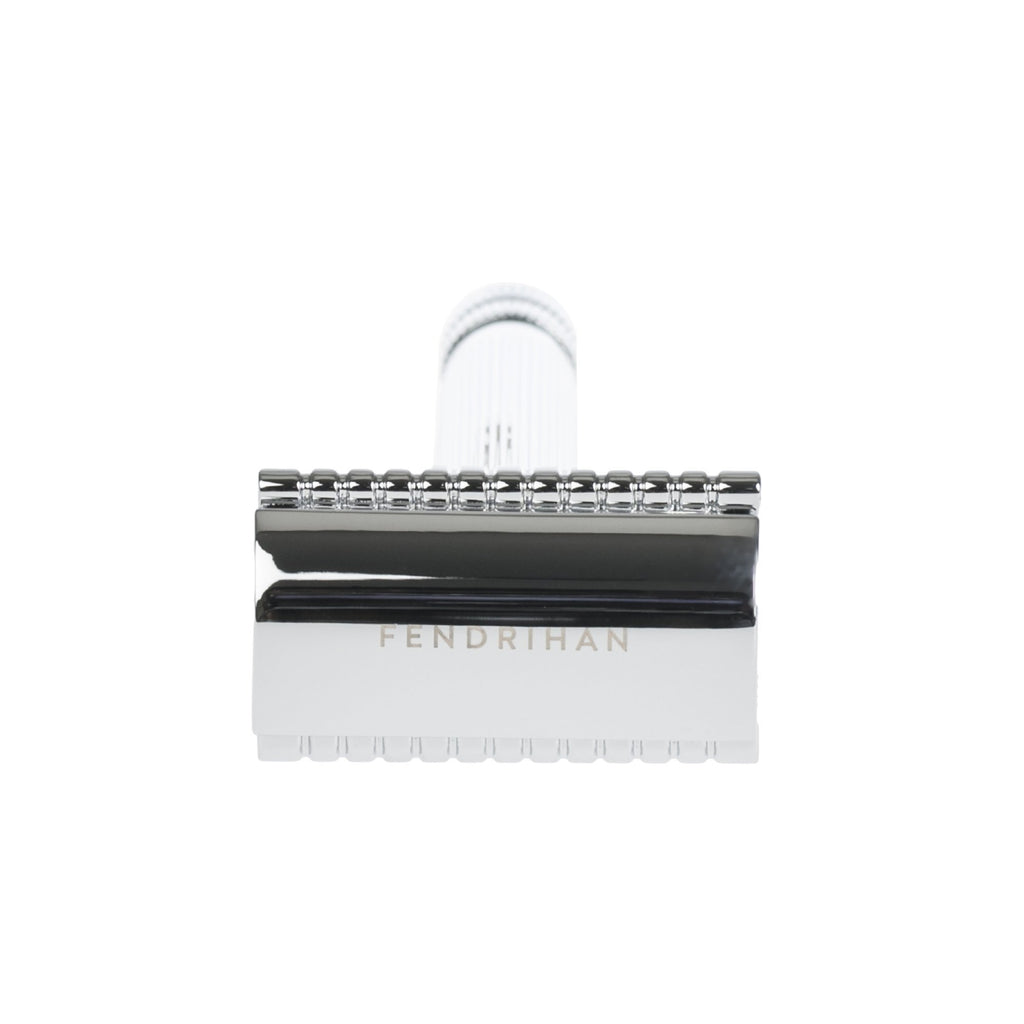 "Fendrihan ""Bloor"" Double Edge Safety Razor, Lined Handle"