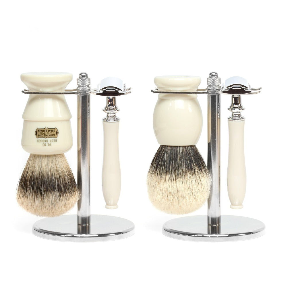 Fendrihan Adjustable Shaving Brush & Razor Stand