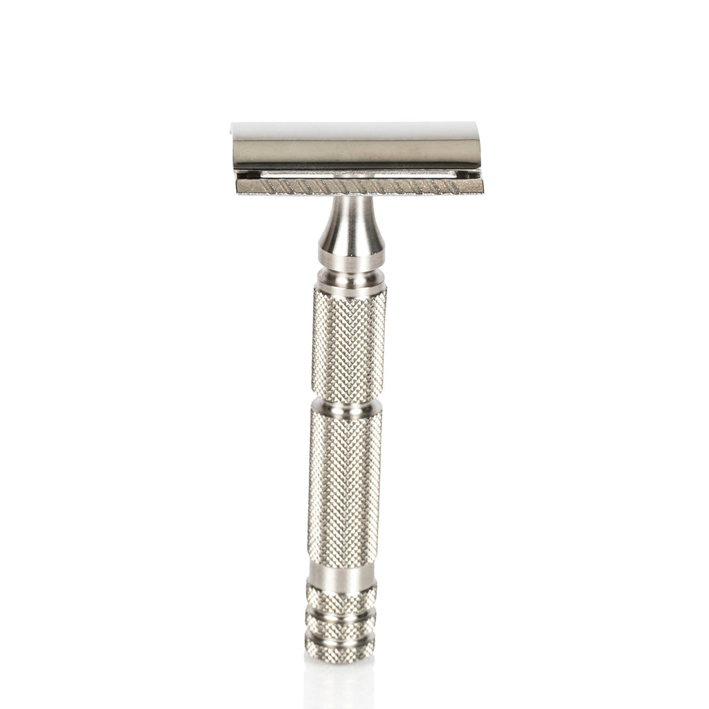 Fendrihan Mk II Full Stainless Steel Double Edge Safety Razor