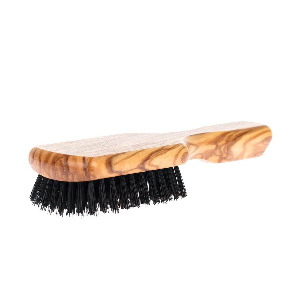 Men's Olivewood Bristle Brush - Made in Germany Hair Brush Fendrihan