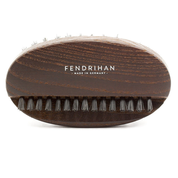 Thermowood Boar Bristle Nail Brush with Light or Dark Bristles - Made in Germany - Fendrihan Canada - 2
