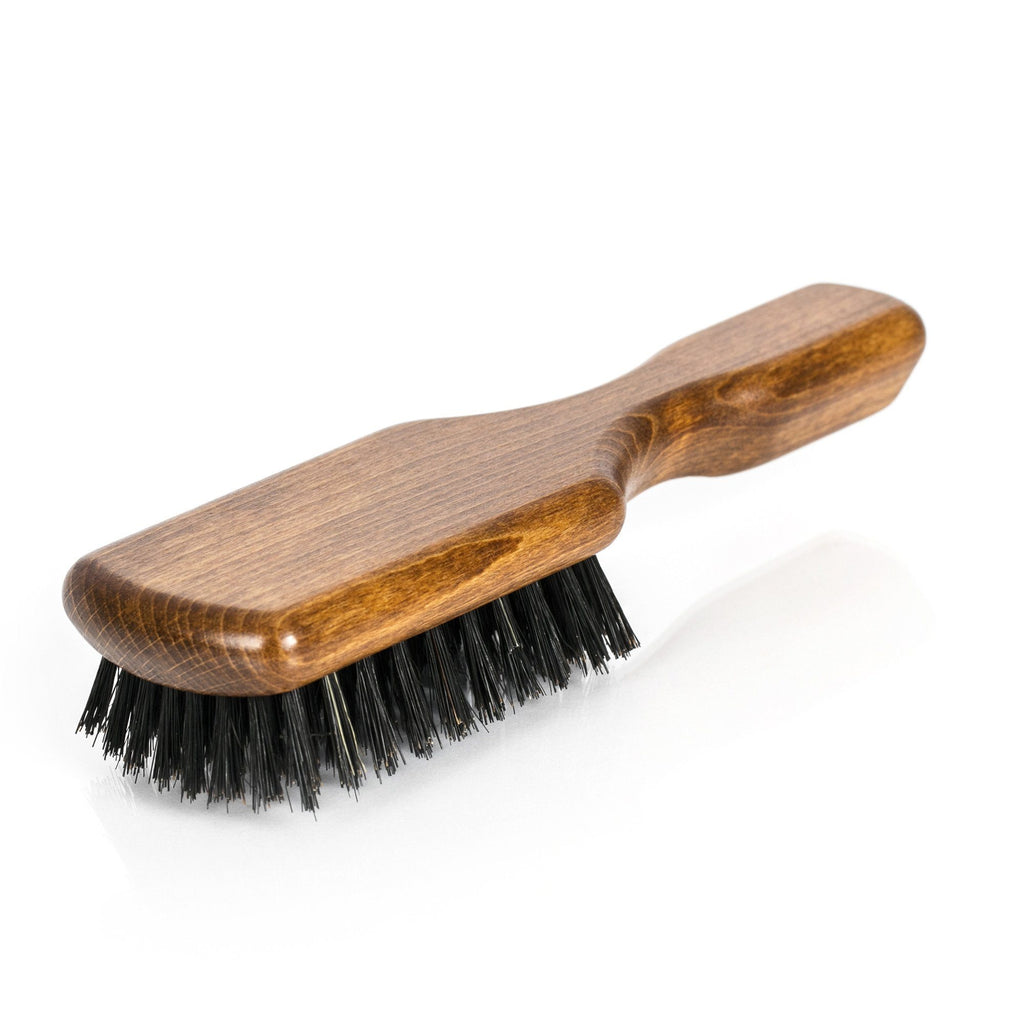 Men's Beechwood Bristle Brush - Made in Germany Hair Brush Fendrihan