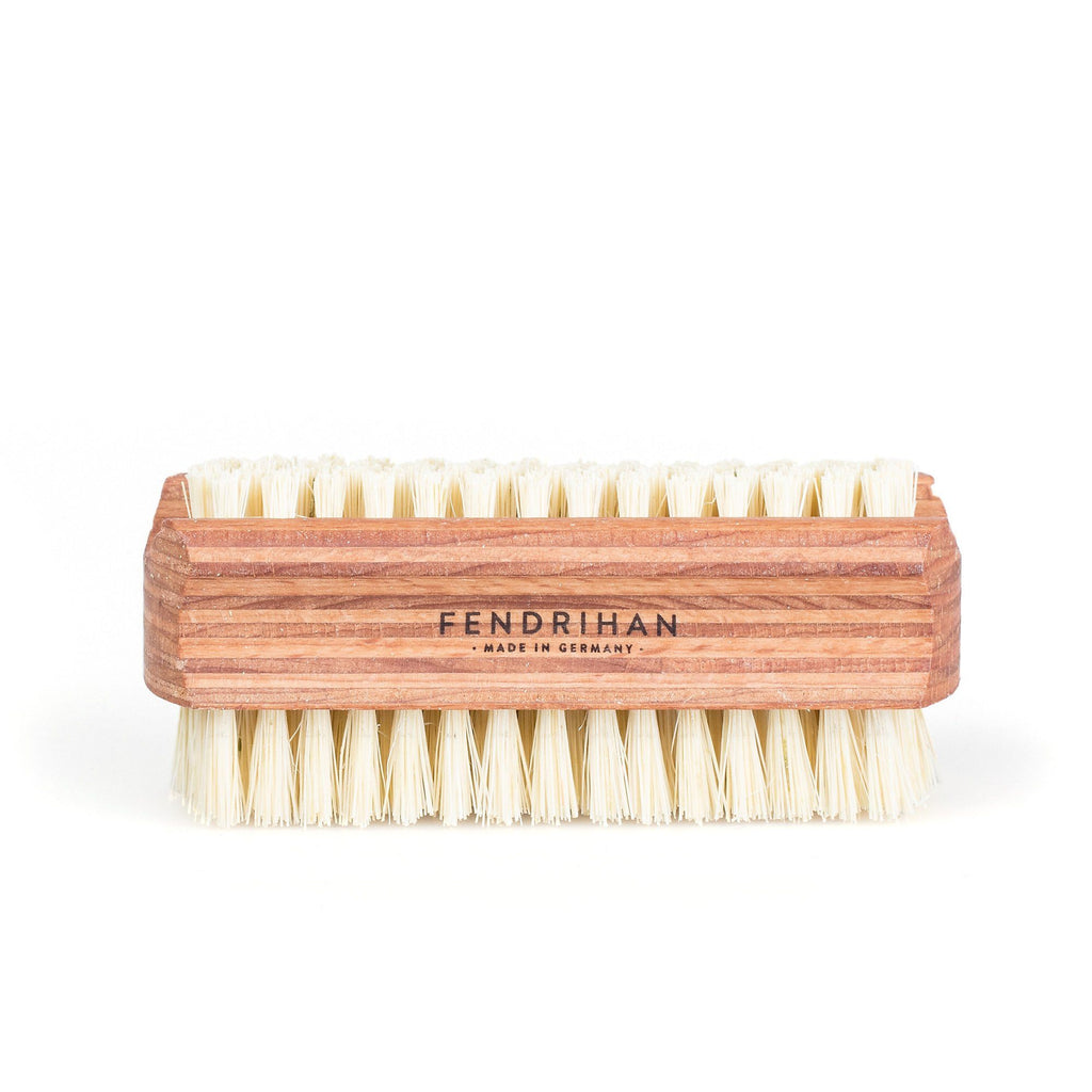 Fendrihan Dual-Sided Nail Brush with Pure or Sisal Bristles - Made in Germany Nail Brush Fendrihan