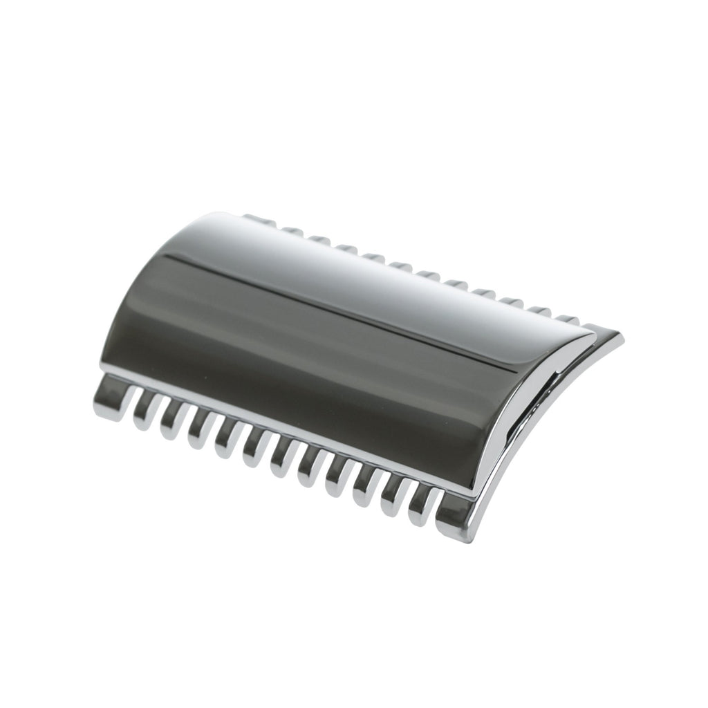 "Fendrihan ""Kingston"" Open Comb Safety Razor Head, Chrome"