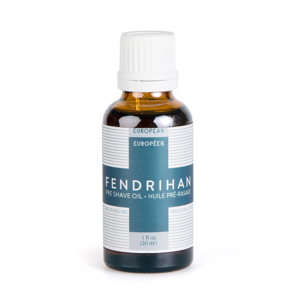 Fendrihan Pre-Shave Oils - Made in England