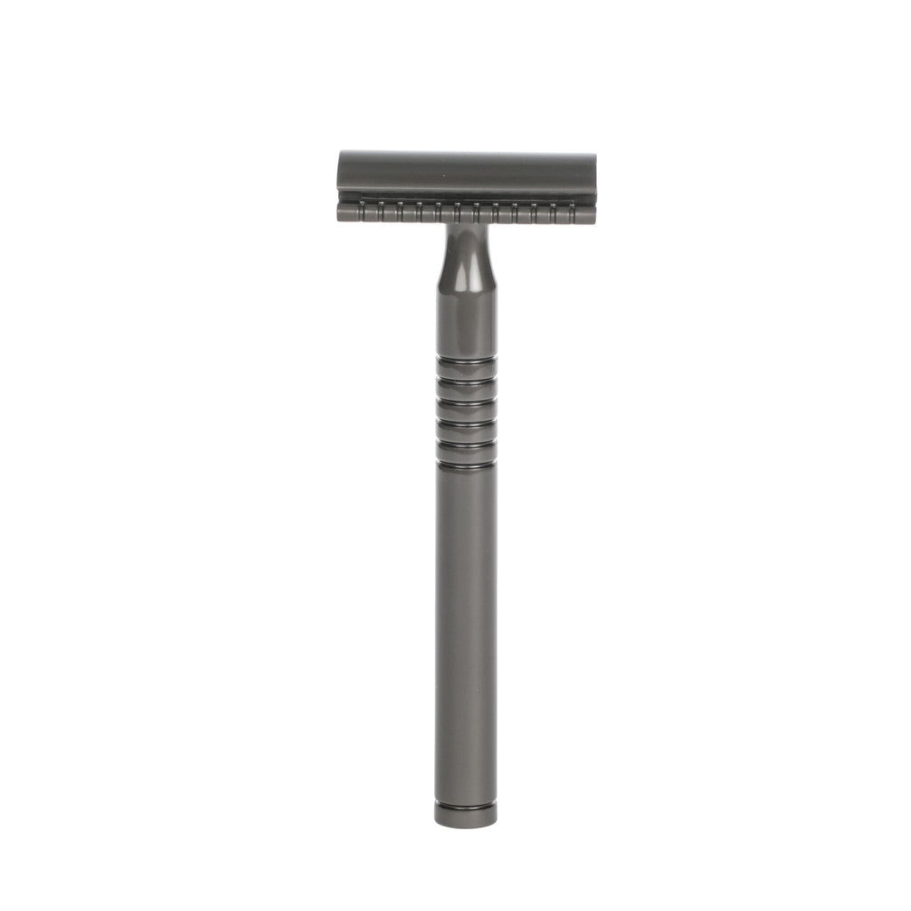 "Fendrihan ""Carlton"" Double Edge Safety Razor, Space Grey"