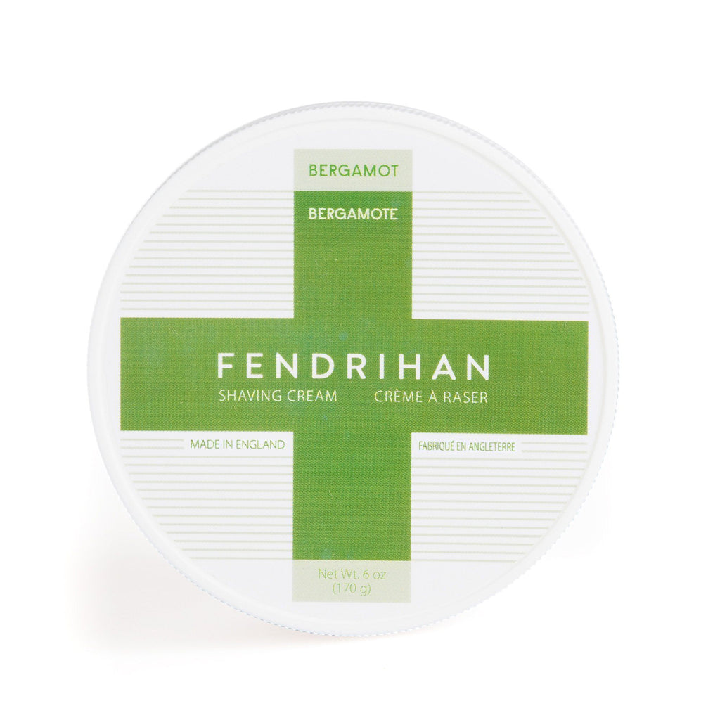 Fendrihan Shaving Cream, Porcelain Shaving Bowl and Shaving Brush Set, Save $15 Shaving Set Fendrihan