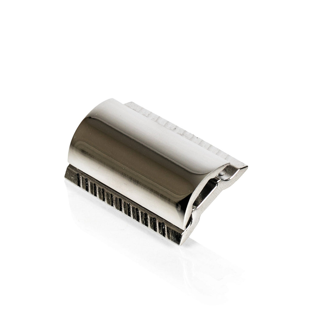 Fendrihan Full Stainless Steel Closed Comb Safety Razor Head Double Edge Safety Razor Head Fendrihan