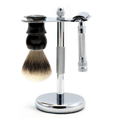 Merkur 34C HD 3-Piece Classic Wet-Shaving Kit, Save $25 - Fendrihan Canada - 1