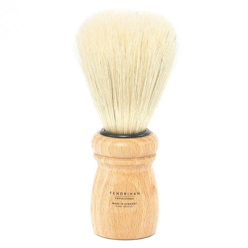 Fendrihan Professional Boar Bristle Shaving Brush, Beech Wood Handle - Fendrihan Canada