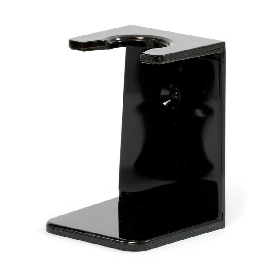 Fendrihan Shaving Brush Drip Stand, Small Neck Shaving Stand Fendrihan Black