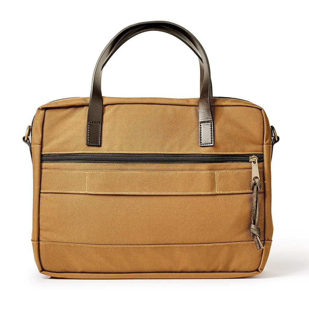 FILSON Dryden Briefcase Leather Messenger Bag FILSON