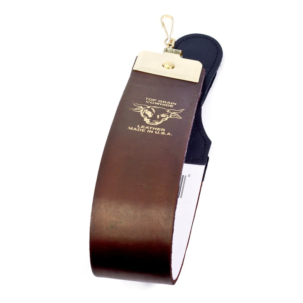 Illinois Razor Strop Co. 127 Hanging Razor Strop