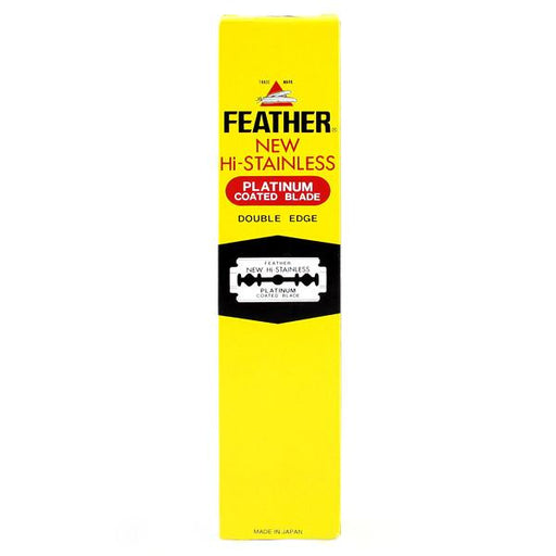200 Feather Double-Edge Safety Razor Blades - Fendrihan Canada