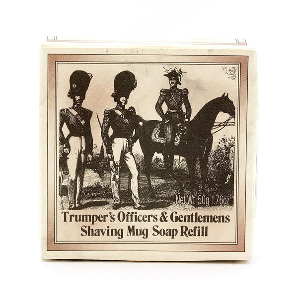 Geo. F. Trumper Officers and Gentlemens Shaving Soap Refill - Fendrihan Canada - 1