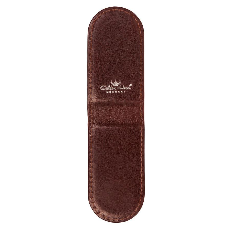 Golden Head Colorado Eco-Tanned Leather Money Clip Leather Wallet Golden Head Tobacco