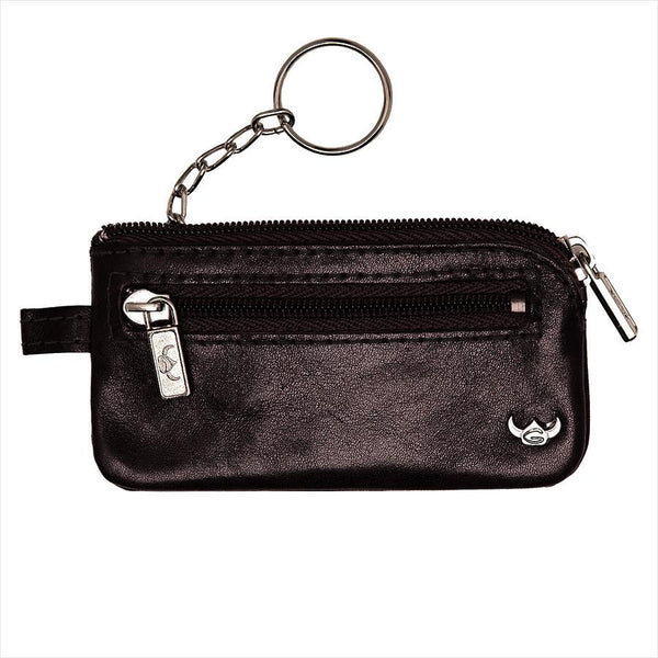 Golden Head Colorado Leather Zippered Key Holder - Fendrihan Canada - 2