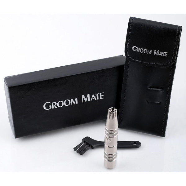 Groom Mate Platinum XL Plus Nose Hair Trimmer - Fendrihan Canada - 3